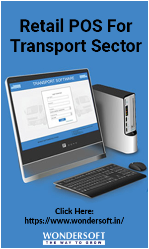 An Image of The Best POS Software For Transport Sector On Display.